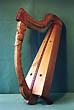 Bioley fabricant luthier artisanal de harpes celtiques - Housse de harpe celtique ...